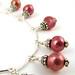 rose pearl bracelet