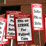 RNs to Begin Strike Friday at 5 East Bay Sutter Hospitals
