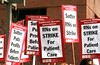 Northern California Sutter RNs to Strike May 1 To Protest Attack on Patient Care, RN Standards