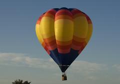 Lincoln Balloon Flight