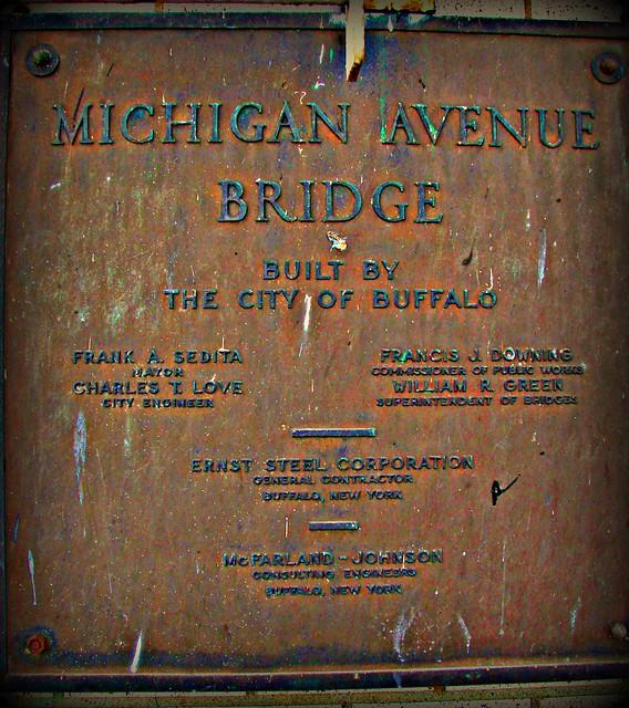 Michigan Ave Lift Bridge