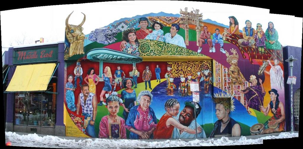 Semihome mural boston murals in boston for Boston wall mural