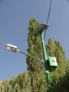 6531. Solar Lamp