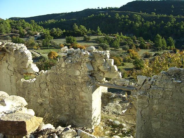 Kato Archimandrita (ruins)