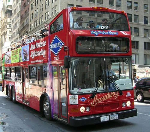 Hop On Hop Off sightseeing tour of New York - Things to do in New York City