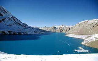 Tilicho Lake, Manang, Nepal
