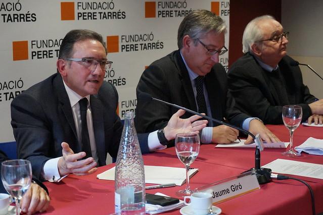 Fòrum Social Pere Tarrés amb Jaume Giró
