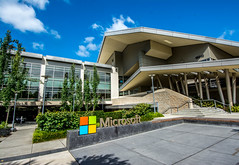 Microsoft Visitor Center, Redmond, Washington