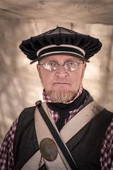 1830s Texas Militia Member
