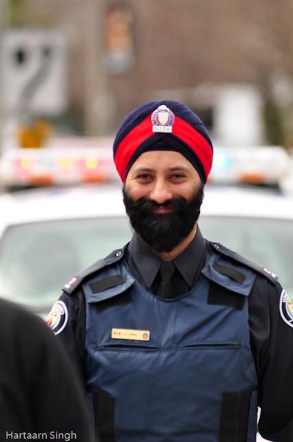Sikh Police Officer | Flickr - Photo Sharing!