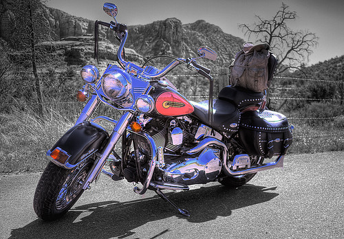 Harley Davidson HDR