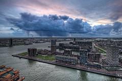 No rain!? / Euromast / Rotterdam