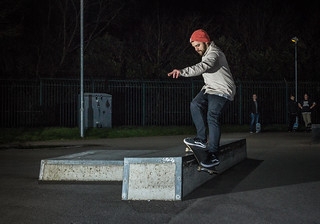 Dominic Kolodziej - Smith Grind - Windsor - YEUK Promo Shots