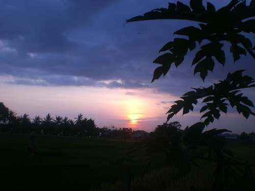 another setingan sunset