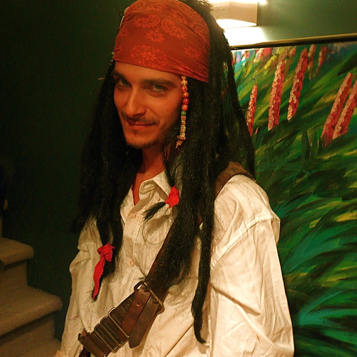 Pirate of my Wild River!!! :)))