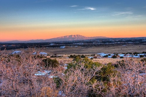 sky snow newmexico wilderness hdr ojito sandiamountains sandias ojitowilderness