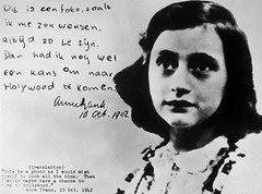 Anne Frank's Hollywood aspirations