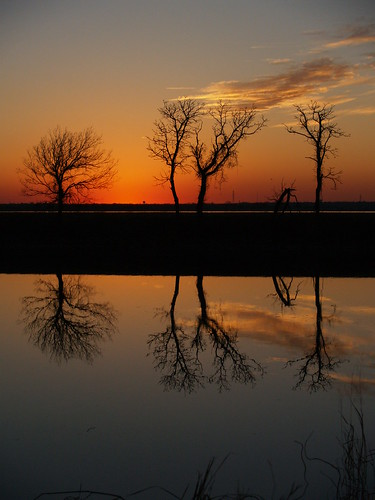 reflections route66 oklahomacity lakeoverholser oklahomacountyoklahoma oklahomascenics oklahomasunsets