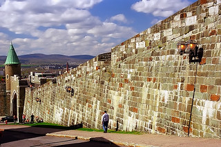 Quebec City - Fortification Wall