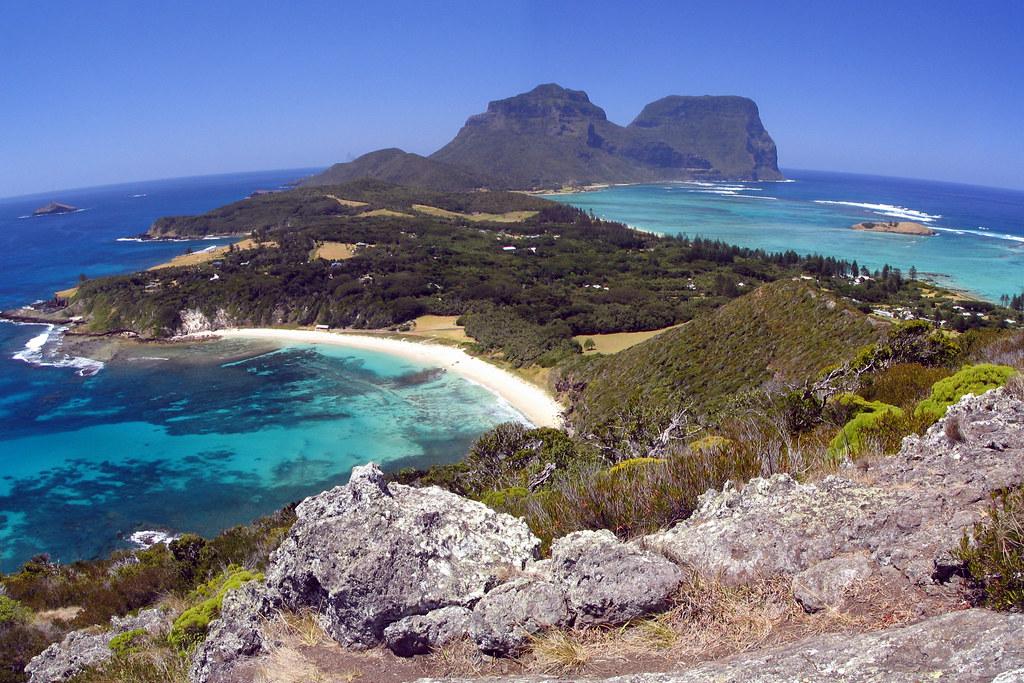 остров Lord Howe Island