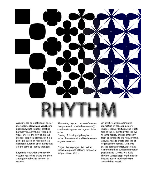 Rhythm Principles Of Design Related Keywords - Rhythm ...
