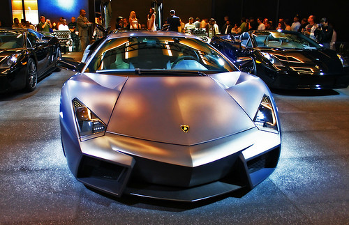 lamborghini reventon  by Topher Images