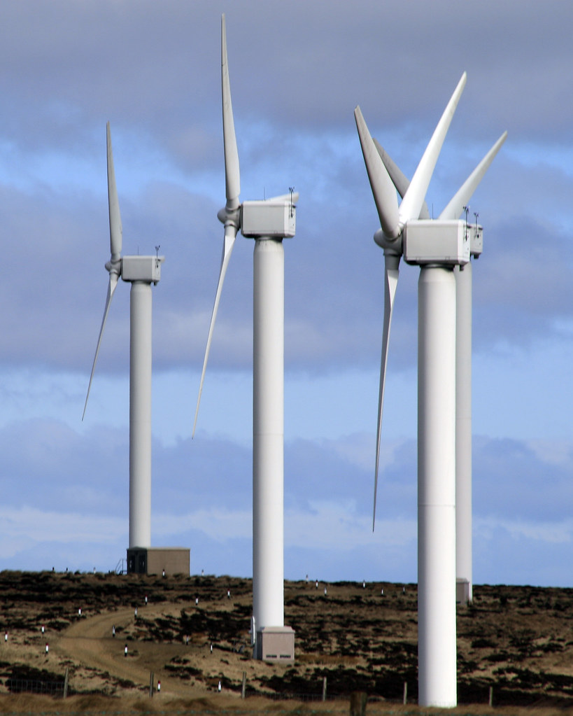 Ohio talking about banning foreign companies from owning wind turbine installations