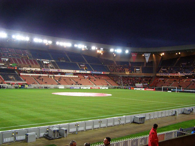 Parc des princes ii flickr photo sharing for Porte 0 parc des princes