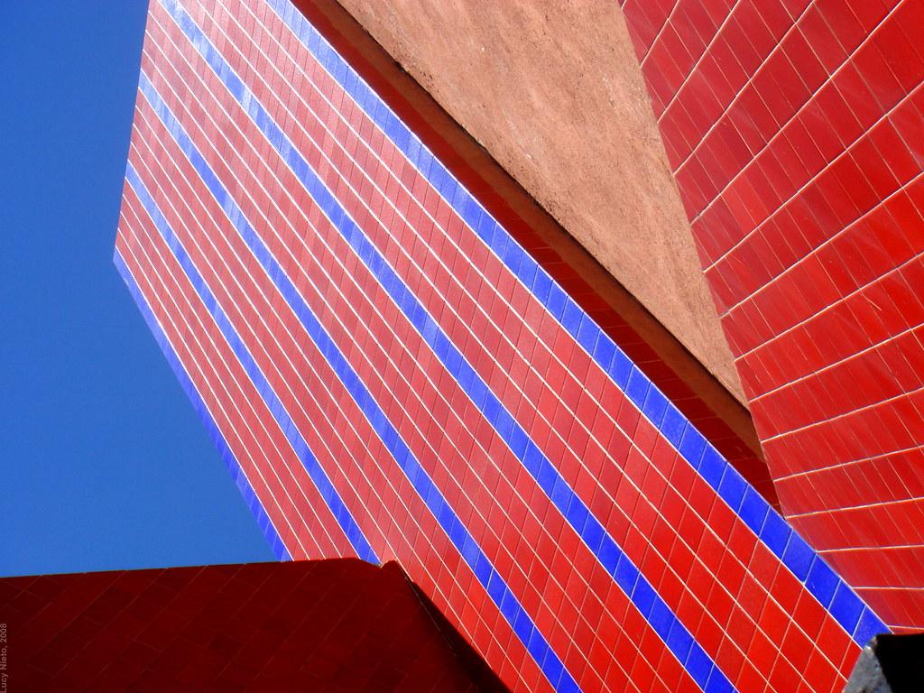 Azulejos rojos - SLP México 2008 4680