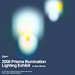 2008 Prisma Illumination Lighting Exhibit Poster