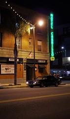 Night Scene, Cabrillo Hotel