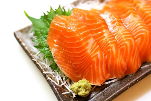 Salmon - omega 3