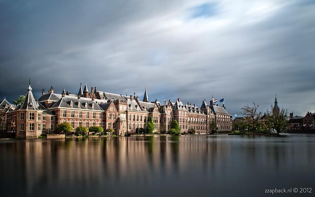 Het Binnenhof / Hofvijver / Den Haag / The Hague