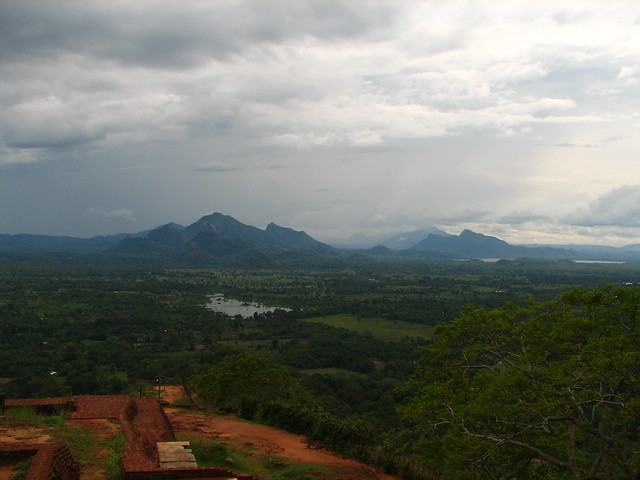 Sri Lanka - 074 - Sigiriya view by mckaysavage, on Flickr