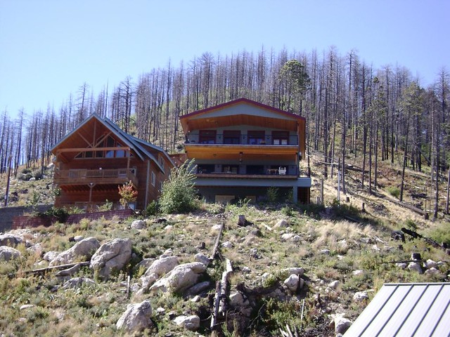 Cabins Homes Of Mt Lemmon Az 49 Flickr Photo Sharing