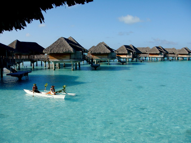 Hotel Intercontinental Bora Bora Resort And Thalabo Spa