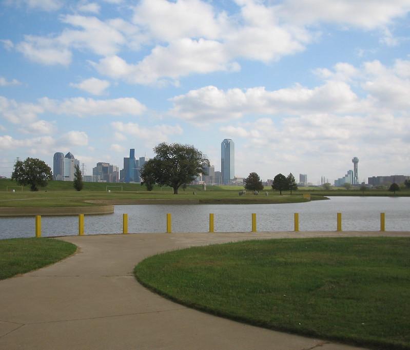 Tramel Crow Park