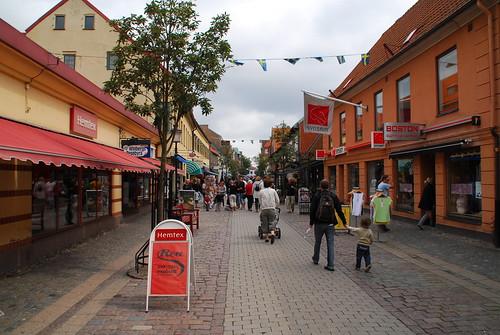 skåne sweden urlaub schweden sverige 2007 ystad schonen skane