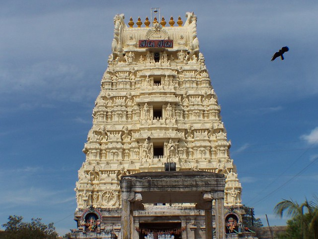 Thruvalankadu Temple