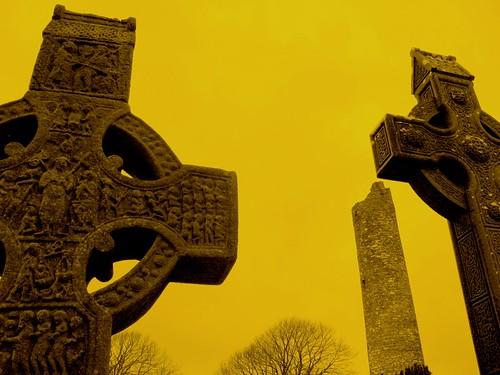Celtic cross monisterboise