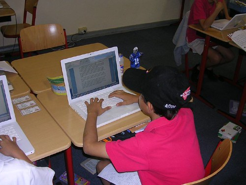 Learning on a Laptop