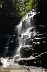 Cascade at the Valley of the Waters