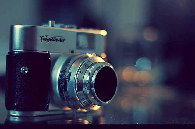 Old-Skool Camera