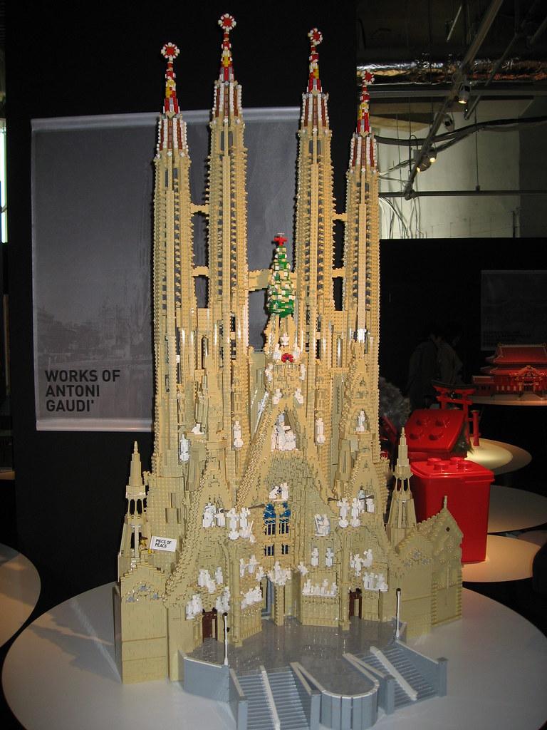 Έκθεση LEGO της Unesco για την επέτειο των 40 χρόνων της 2328540404_3c7ef6bac8_b