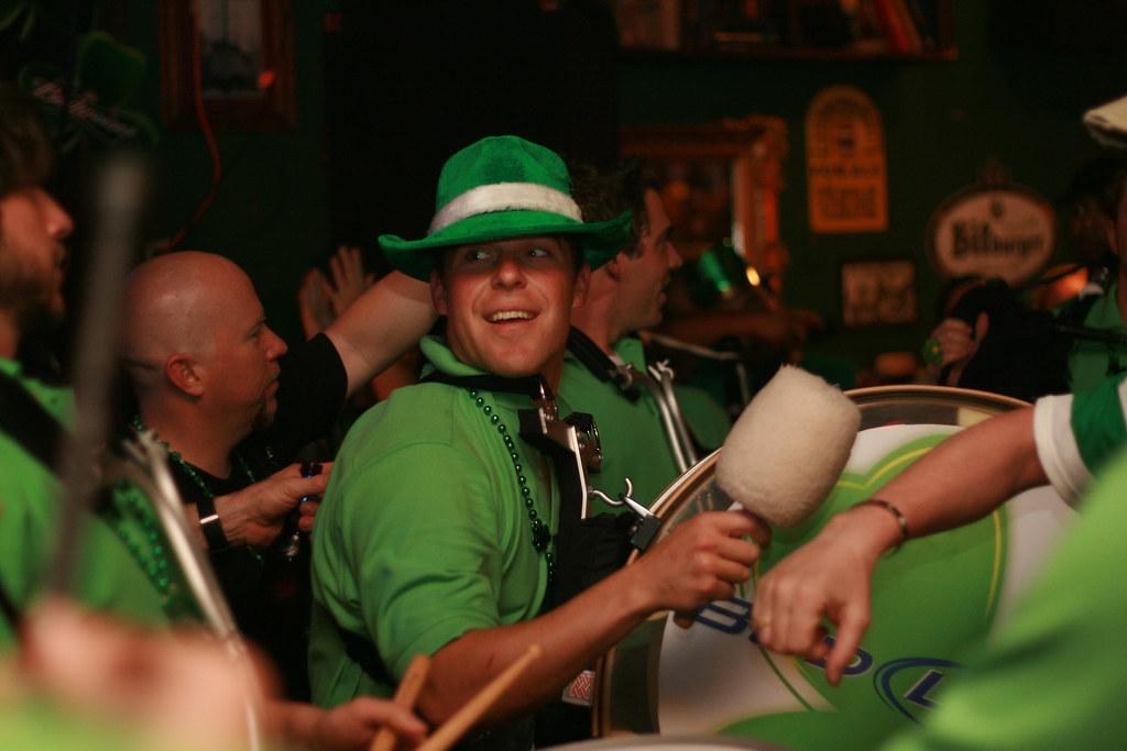 Texas St Patrick's Party in Irish Bar