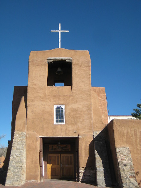 Old Town Santa Fe >> San Miguel Mission, Oldest Church In The United States | Flickr - Photo Sharing!