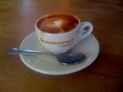espresso(1.0), cappuccino(1.0), flat white(1.0), cup(1.0), mocaccino(1.0), cortado(1.0), coffee milk(1.0), caf㩠au lait(1.0), coffee(1.0), ristretto(1.0), coffee cup(1.0), caff㨠macchiato(1.0), caff㨠americano(1.0), drink(1.0), latte(1.0), caffeine(1.0),