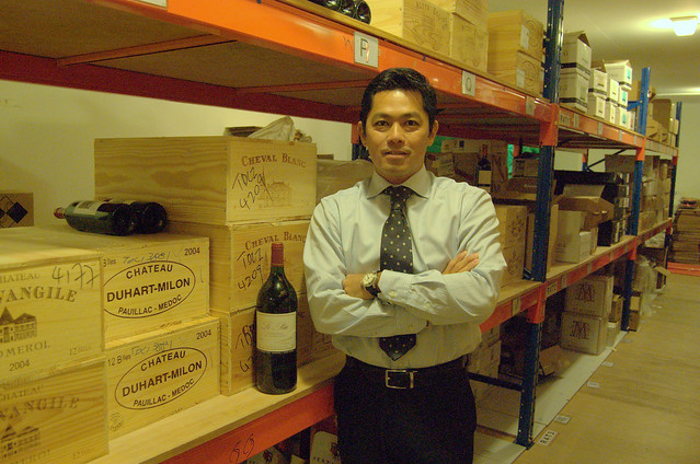 酒 - Interview with Lee Chee Wee - AURIC PACIFIC Fine Wines | Flickr ...