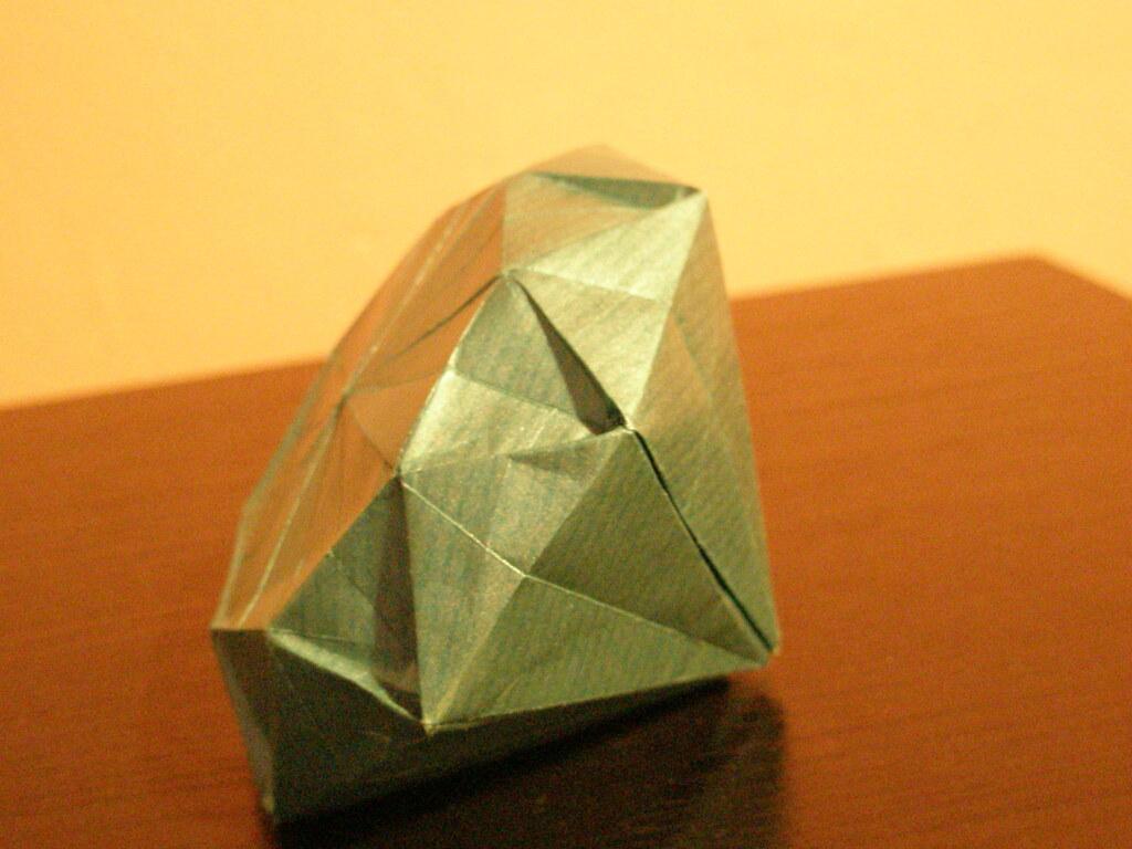 Diamond By Kamiya Satoshi Folded Me