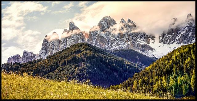 Road to  Dolomites III